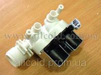 Клапан Indesit 2-й (фишка) аналог С00110333