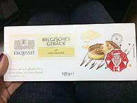 Печенье Belgisches Geback с ванильным кремом