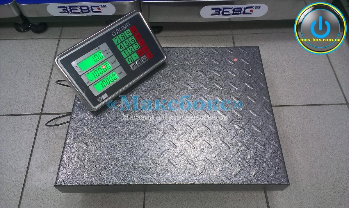 Олимп 102 C18 Весы складские до 600 кг