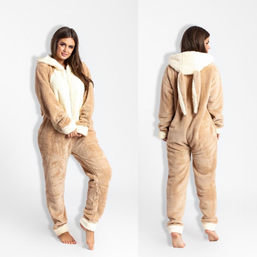 d86094e79ca7c Женская цельная пижама