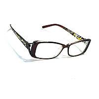Окуляри для зору з лінзою бликовой