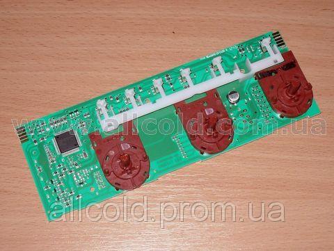 Электронный модуль панели управления 3 ручки LED - Интернет-магазин «Моё дело» в Харькове