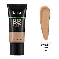 BB крем для проблемної шкіри Flormar 01 Fair 35 мл (2742441)