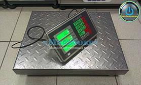 Весы товарные напольные до 600 кг Олимп 102 C16