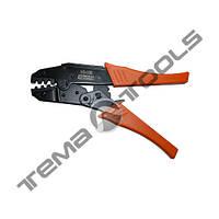 Инструмент для опрессовки HS-03B (0.5-6 мм²) разрезных наконечников – ручные механические пресс-клещи