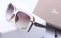 Солнцезащитные очки Dior 1502 (белая оправа)