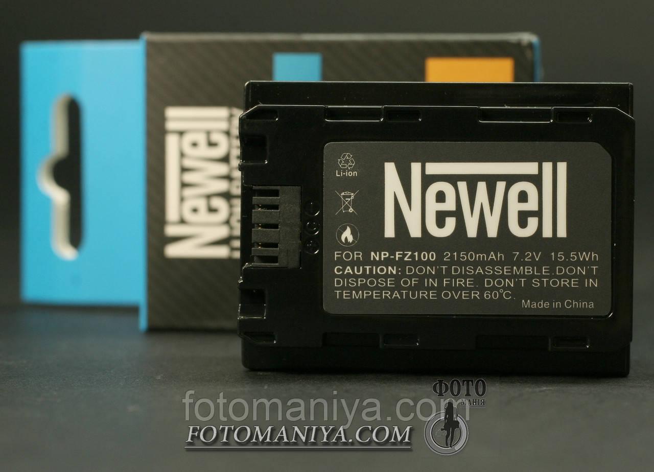 Акумулятори Newell for Sony NP-FZ100 (аналог)