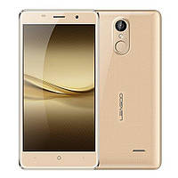"Смартфон Leagoo M5 Gold 2/16Gb, 8/5Мп, 2sim, экран 5"" IPS, Gorilla Glass 4, GPS, 3G"