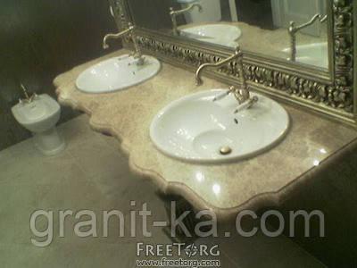 Столешница в ванную, фото 2