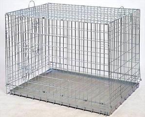 Клітка Лорі Вовк 2 для собак 72x107x81,5 см