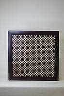 Экран Каппа Венге из перфорированного МДФ 60см*60см