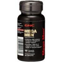 Витамины для мужчин GNC Mega Men 28 caps