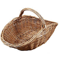Корзина для дров плетеная, фото 1