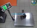 Весы складские напольные Олимп 102-Д-600 кг (600х800), фото 7