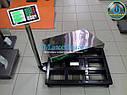 Весы складские напольные Олимп 102-Д-600 кг (600х800), фото 5