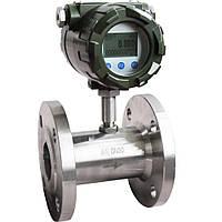 Электронный счетчик топлива или газа Ду 10-200, фото 1