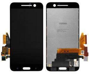 Дисплей з тачскріном HTC 10 Lifestyle, One M10 чорний