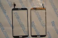 Тачскрин / сенсор (сенсорное стекло) для Samsung Galaxy Mega 6.3 i9200 | i9205 (Metallic Blue, самоклейка)