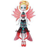 Кукла Лагуна Блю Монстро-трансформация / Monster High Ghoul To Mermaid Lagoona Blue Transformation, фото 7