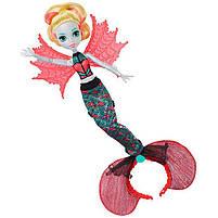 Кукла Лагуна Блю Монстро-трансформация / Monster High Ghoul To Mermaid Lagoona Blue Transformation, фото 6