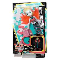 Кукла Лагуна Блю Монстро-трансформация / Monster High Ghoul To Mermaid Lagoona Blue Transformation, фото 10