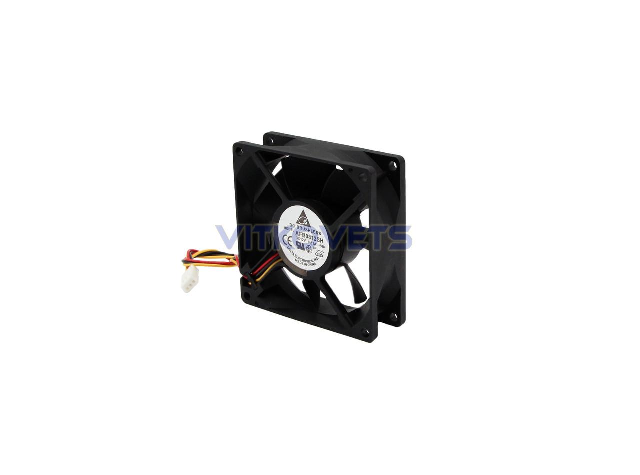 Вентилятор (кулер) 80х80, 12V, 0.51A