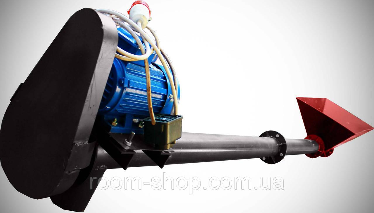 Шнековый транспортер 3 метра расчет продольного транспортера