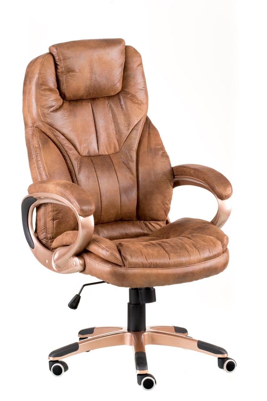 Крісло офісне Bayron bronzе