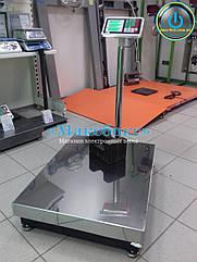 Ваги платформні до 600 кг – Олімп Д (Стійка знімна)