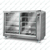 Шкаф тепловой GGM Gastro WTM12D