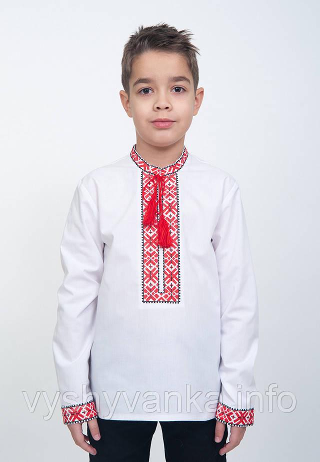 """Вышиванка для мальчика """"Волынская коллекция"""""""