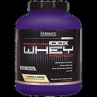 Протеин Ultimate Prostar Whey (2,39 кг) Ванильные сливки