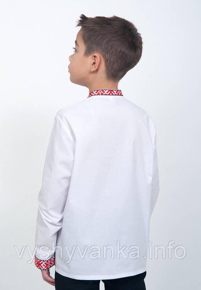 детская вышиванка для мальчика