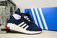 Кроссовки Classik 5022-4 (Adidas ClimaCool) (весна-осень, мужские, текстиль, синий), фото 1