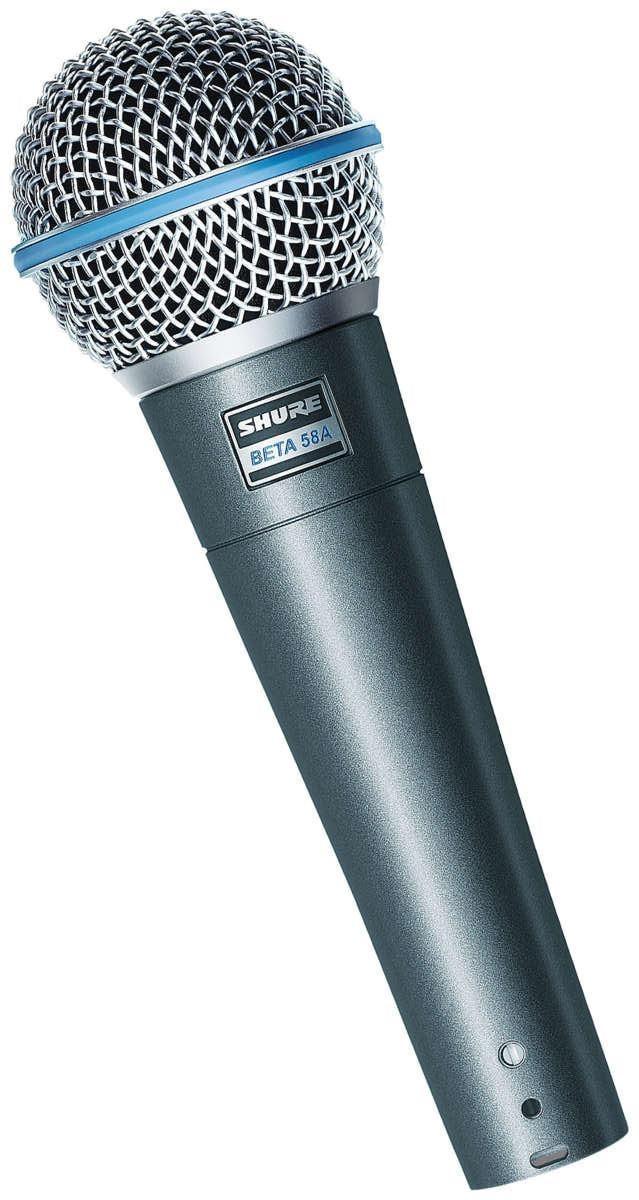 Микрофон Shure SM 58 проводной XP