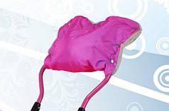 Муфта для рук Adbor Piccolino розовый