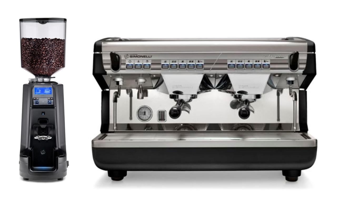 Аренда кофемашины и кофемолки