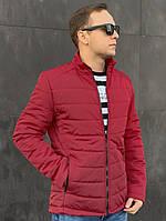 Новые Весенние Мужские Куртки Турецкие Куртка Мужская Стеганная Осенняя  Красная Куртка Весняна Куртка Чоловіча 9bdb284768992