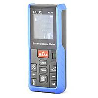 Flus FL-40 Лазерний далекомір/рулетка (40 метрів)