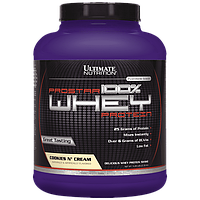 Протеин Ultimate Prostar Whey (2,39 кг) Печенье со сливками