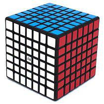 Кубик 7х7 QIYI Qixing, чорний, в коробці