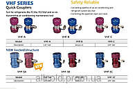 Муфта VALUE  VHF-SA для автокондиционеров
