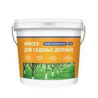 Краска для садовых деревьев Kolorit 3 кг