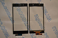 Оригинальный тачскрин / сенсор (сенсорное стекло) для Sony Xperia Z1 C6902 C6903 C6906 C6943 L39h (черный)