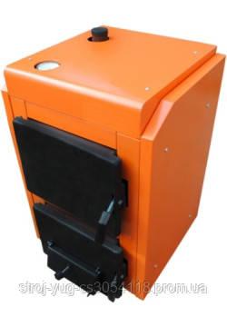 Твердотопливный бытовой одноконтурный котел ТермоБар КС-Т-12