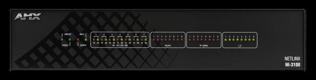 Интегральные контроллеры AMX NI-700, NI-900, NI-2100, NI-3100, NI-4100