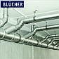 Каналізаційна труба BLUCHER з нержавіючої сталі AISI304 / AISI316L, 3000мм, DN160, фото 9