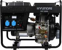 Генератор серии Diesel DHY 5000L