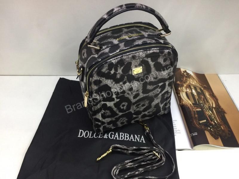 b27f516811fa НОВИНКА! Брендовый рюкзак-сумка Dolce&Gabbana в леопардовом цвете 1801,  цена 2 000 грн., купить в Харькове — Prom.ua (ID#858732569)