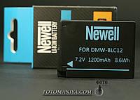 Акумулятори Newell for Panasonic DMW-BLC12 (аналог)